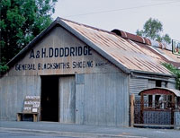 Doddridge Blacksmith Shop