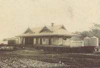 Angaston Railway Station