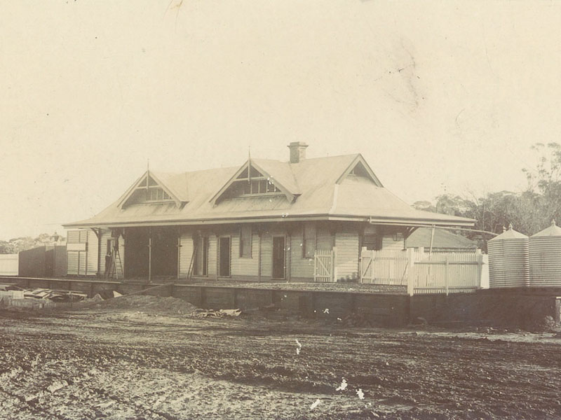 Angaston Railway