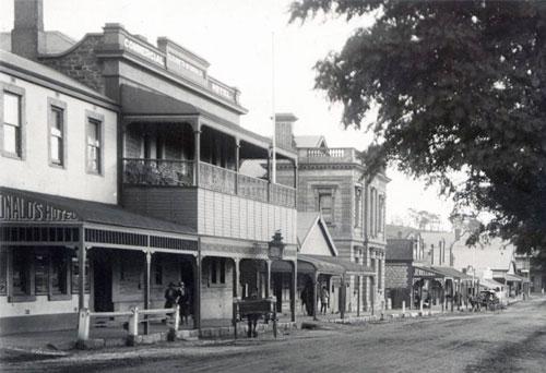 Angaston History